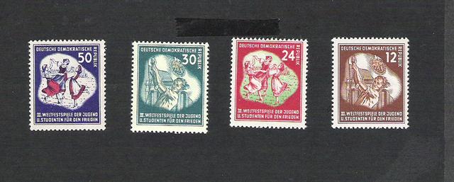 DDR Postfrisch vom Anfang bis zum Ende und FDC`s I Ddr17seuz9