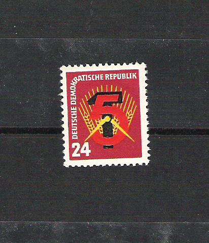 DDR Postfrisch vom Anfang bis zum Ende und FDC`s I Ddr188vr5q