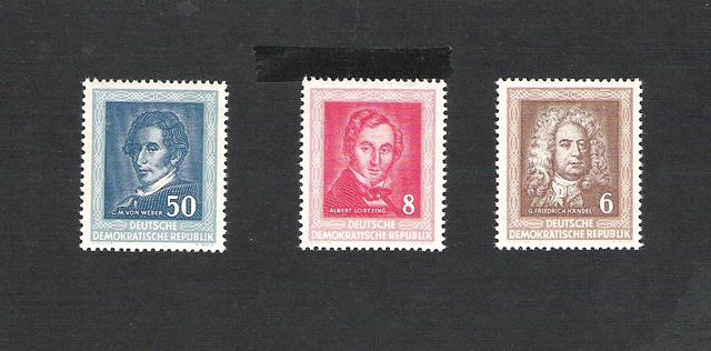 DDR Postfrisch vom Anfang bis zum Ende und FDC`s I Ddr274fuyt