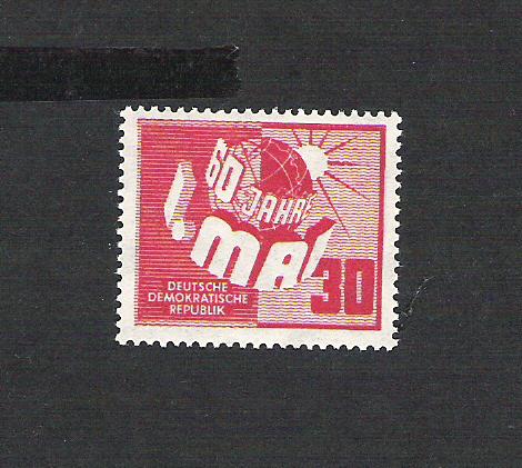 DDR Postfrisch vom Anfang bis zum Ende und FDC`s I Ddr6gso6z