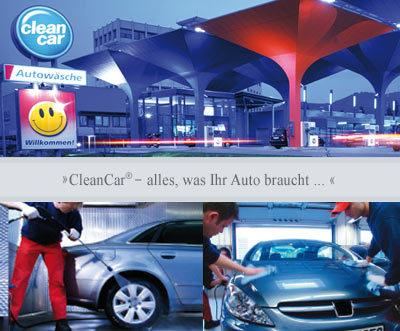 DailyDeal: 2x CleanCar Platin-Autowäsche inkl. Wachs für 19€ - bundesweit!