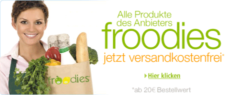 Froodies Amazon