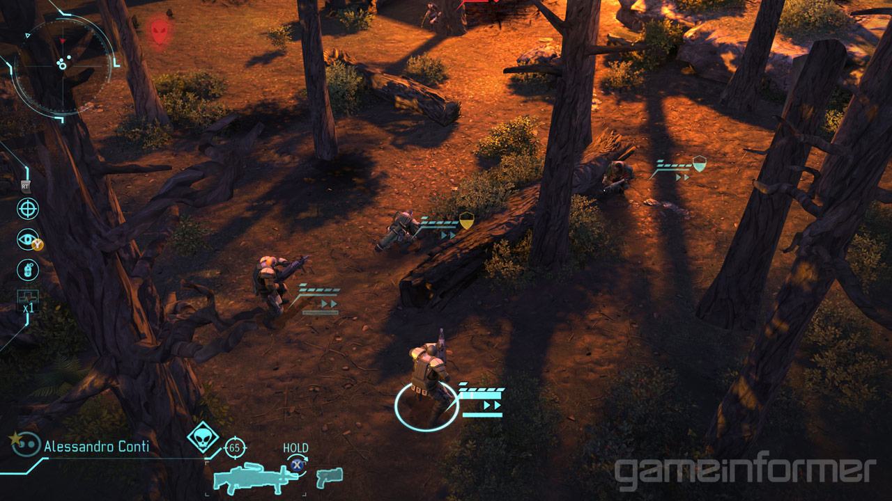 X-COM: Enemy Unknown Game Informer Mag Details [Up8: Sid Meier ...
