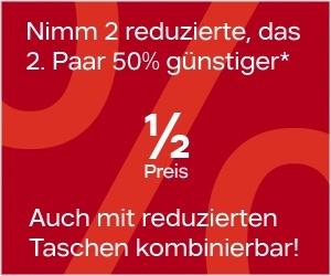Deichmann Sale 50% Rabatt