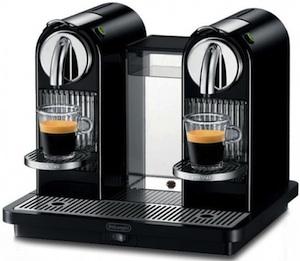 delonghi en 325 b citiz nespresso maschine f r 119 00 euro best of deals. Black Bedroom Furniture Sets. Home Design Ideas
