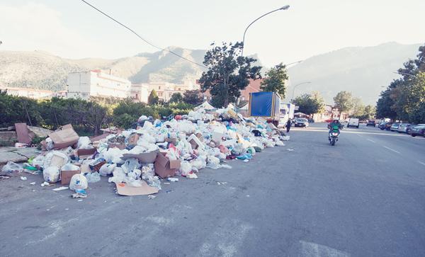 Muellberge Palermo