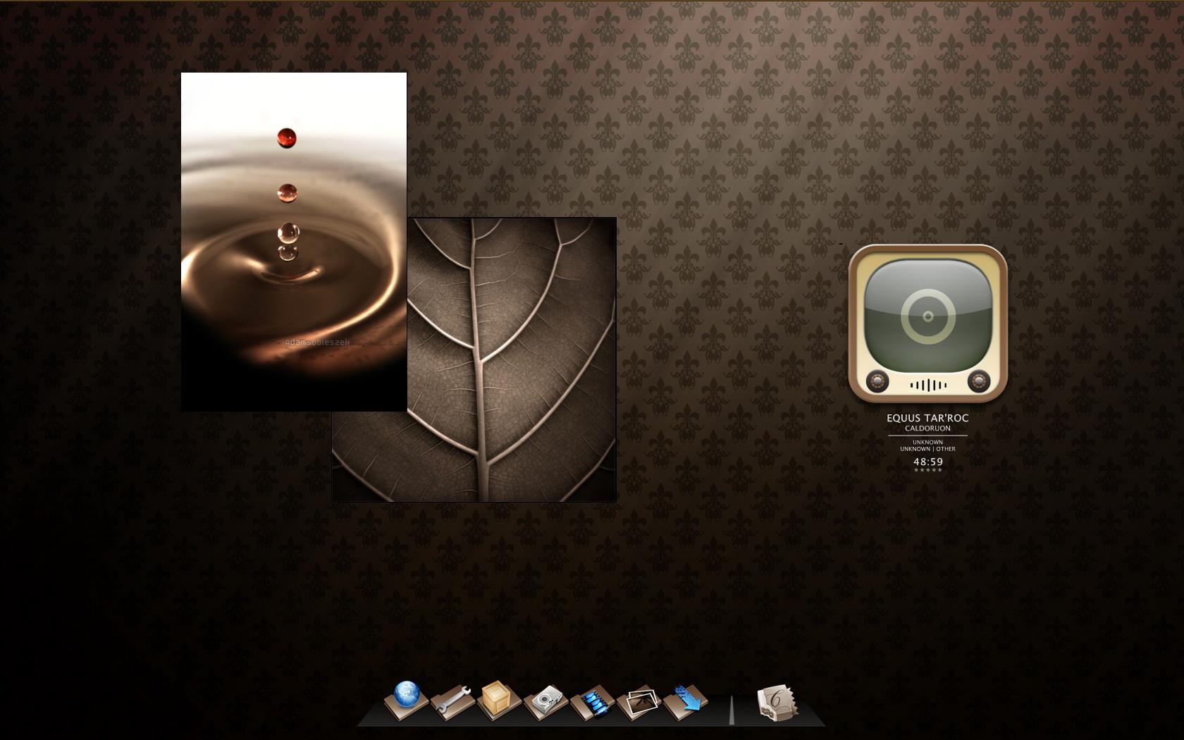 March - April 2009 Desktop Screenshots - Page 5 Desktop210309okuq