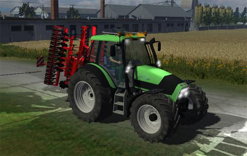 Deutz Agrotron 150