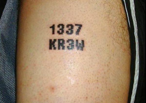 Najdziwniejsze tatuaże #3 15