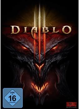 amazon: Diablo III (für PC oder Mac) für nur 25,97€ inkl. Versand