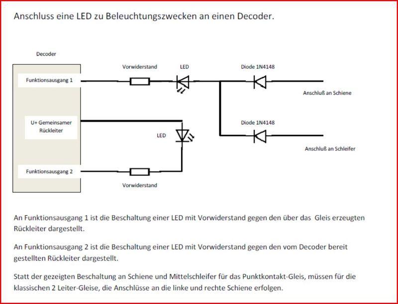 Großartig Schaltplan Für Led Leuchten Galerie - Elektrische ...