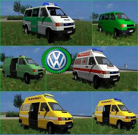 Volkswagen T4 Pack