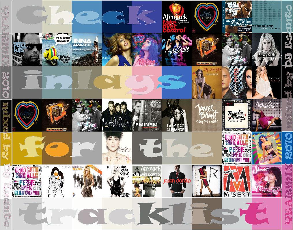 DJ Esanto - Yearmix 2010 (Extended Edition)