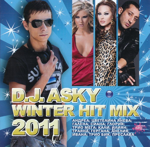 DJ Asky Winter Hit Mix 2011