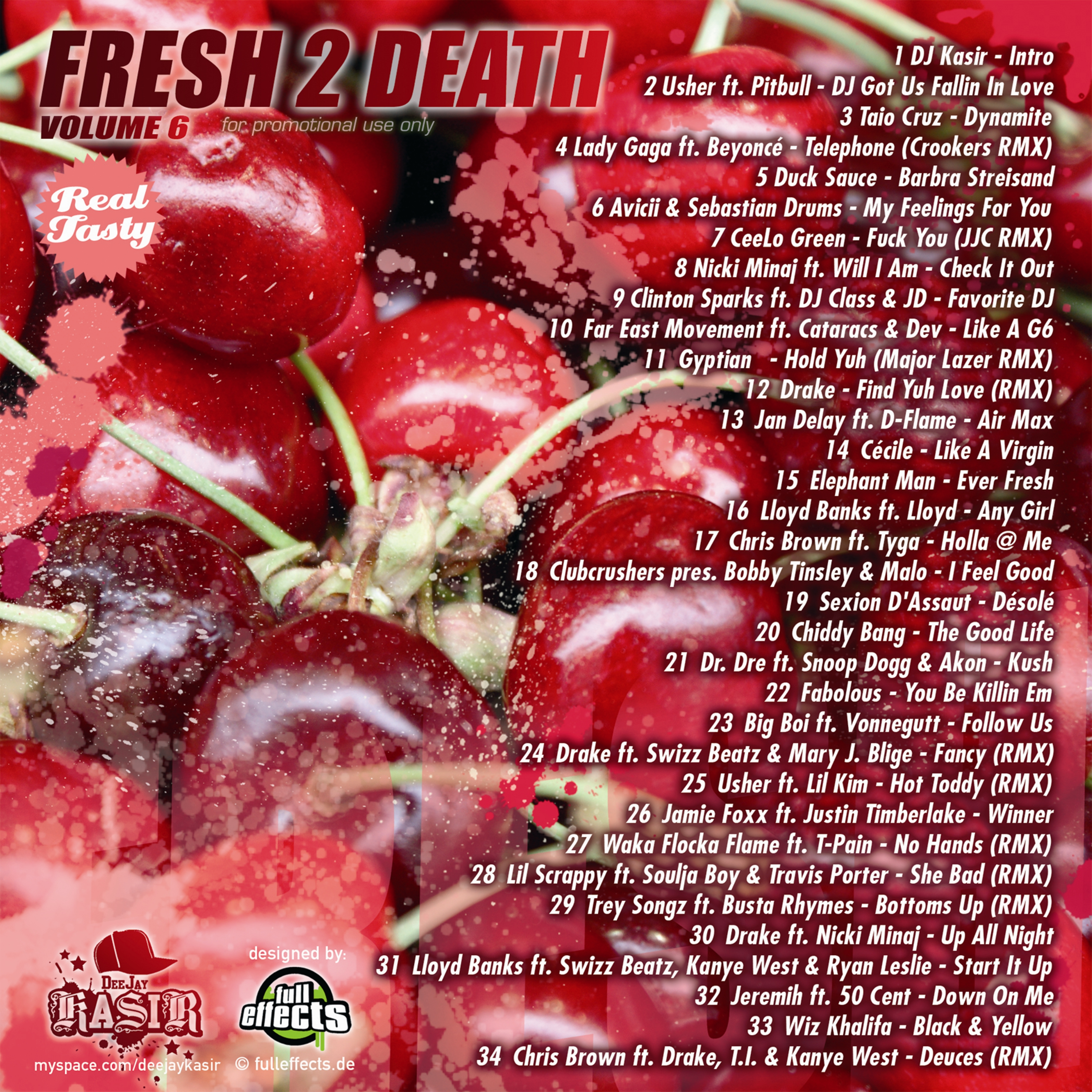 Fresh 2 Death vol. 6