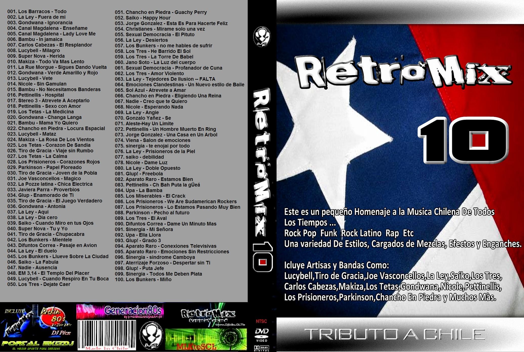 Dj Mix-RetroMix 10