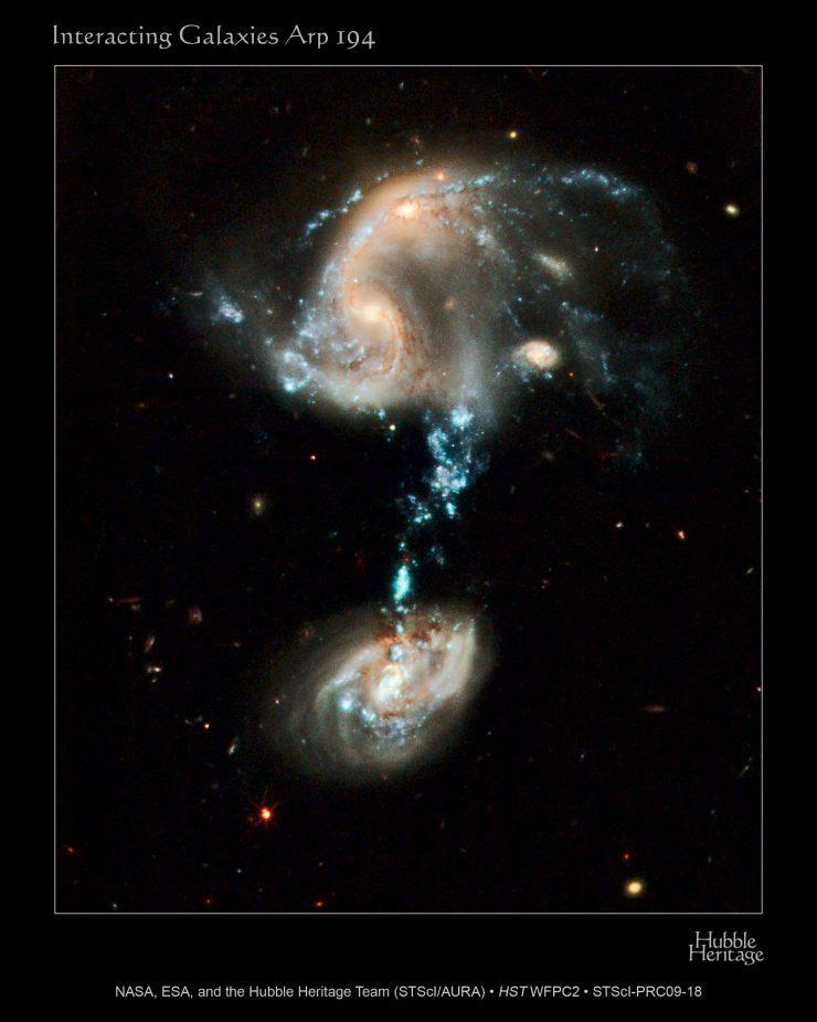 Zdjęcia z kosmicznych Teleskopów 38