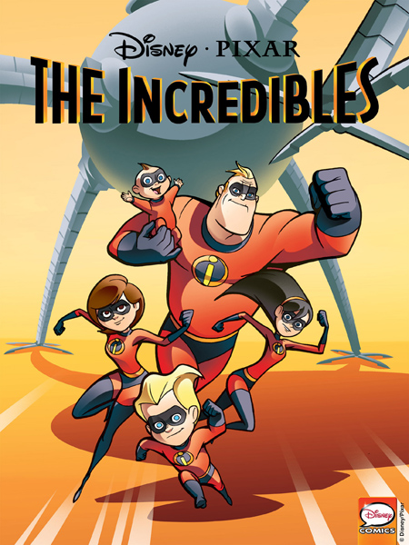 The Incredibles (2012)