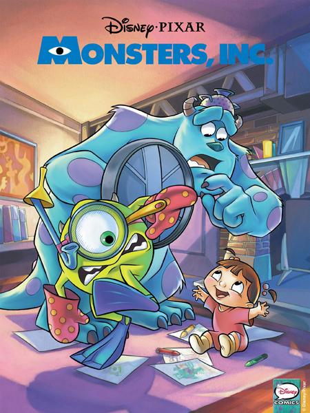 Monsters, Inc. (2012)