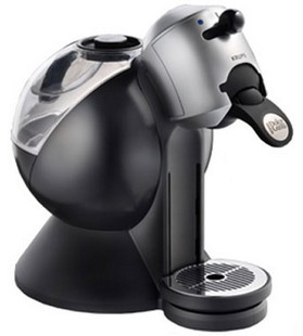 Nescafe Dolce Gusto Kapsel-Maschine