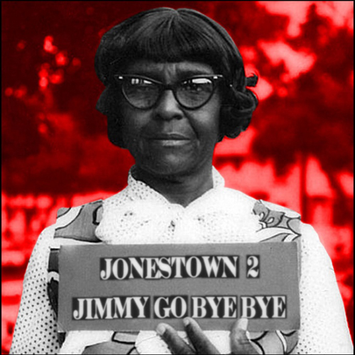 Cover: D-Sisive - Jonestown 2 - Jimmy Go Bye Bye-2011-FTD_INT