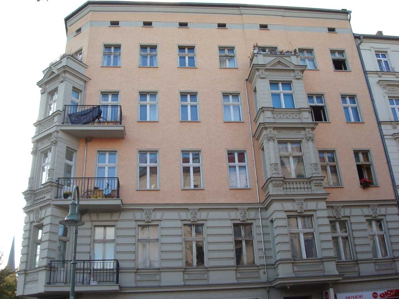 prenzlauer berg galerie berlin architectura pro homine. Black Bedroom Furniture Sets. Home Design Ideas