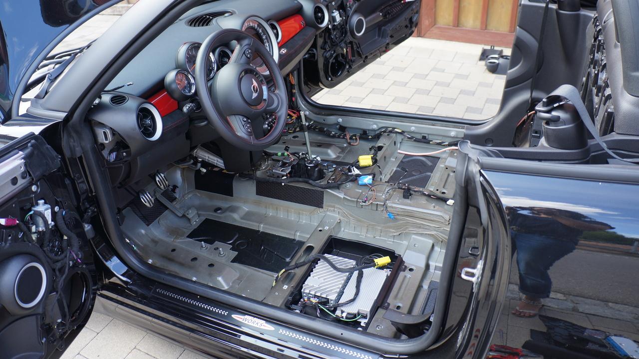 Raal S Jcw Roadster Seite 2 Zroadster Com Bmw Z1 Z2