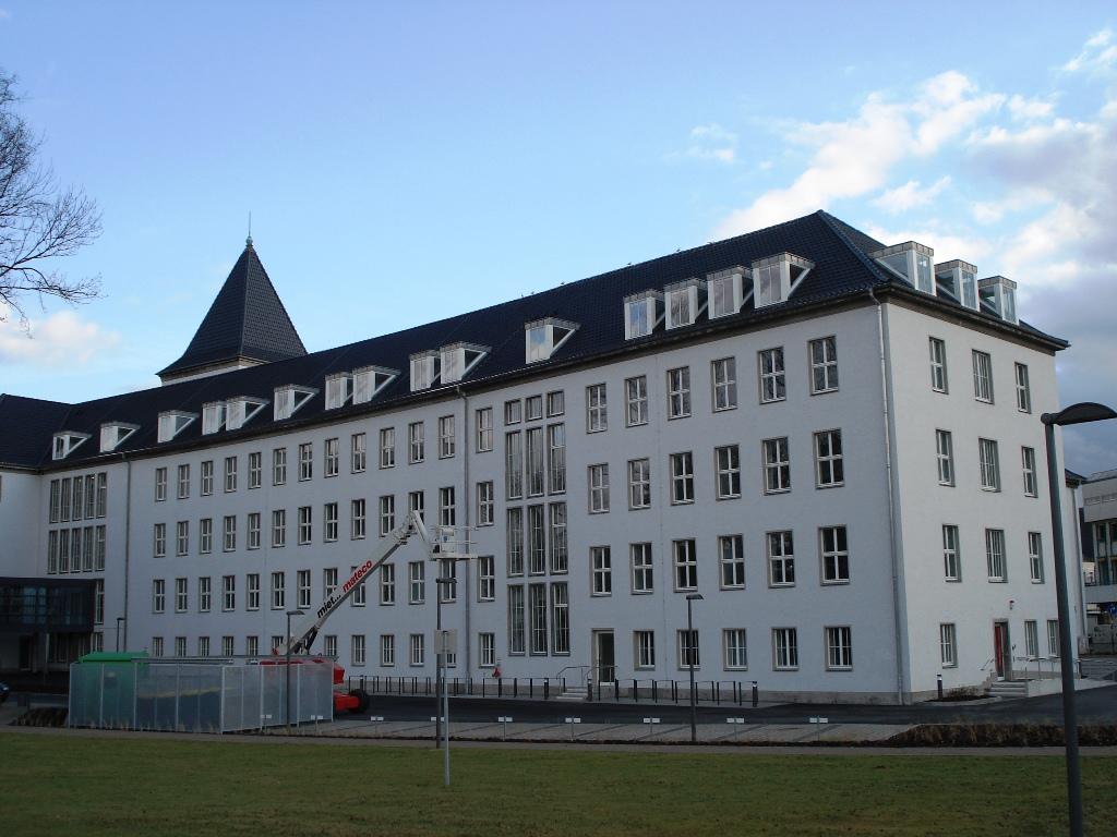 Moers: bauprojekte und stadtplanung [archiv] deutsches architektur