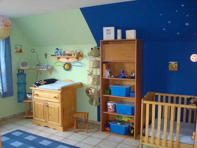 wandgestaltung kinderzimmer junge grn braun ~ moderne inspiration ... - Wandgestaltung Kinderzimmer Junge Grn Braun