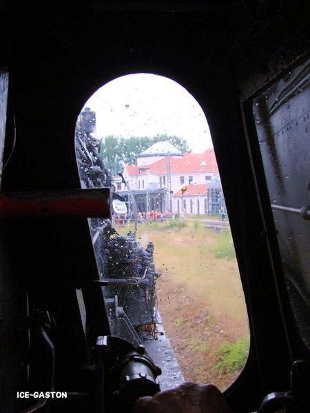 Die historische dfeisenbahn weserbergland zum felgenfest