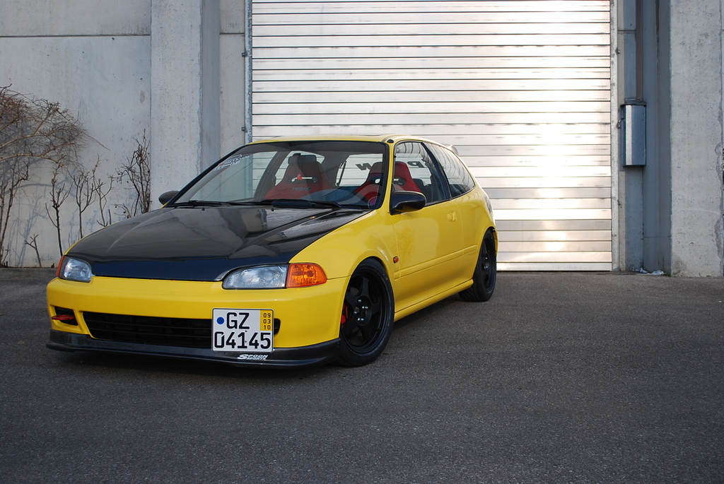 Honda Civic Eg6 Spoon