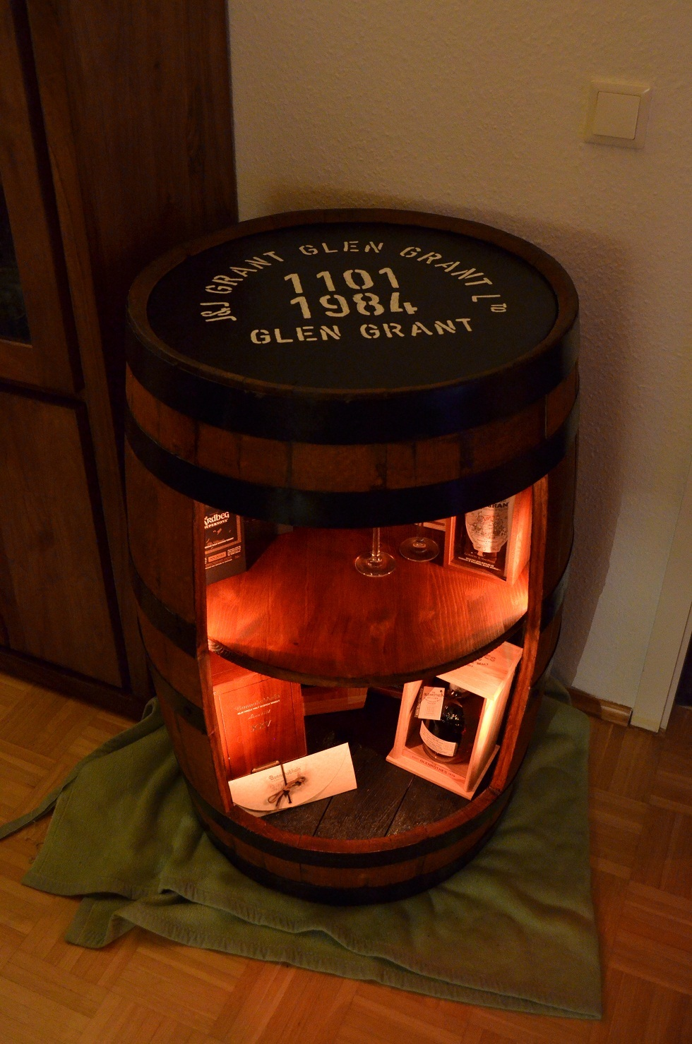 Mein Whiskyfass! - Forum - Whisky.de