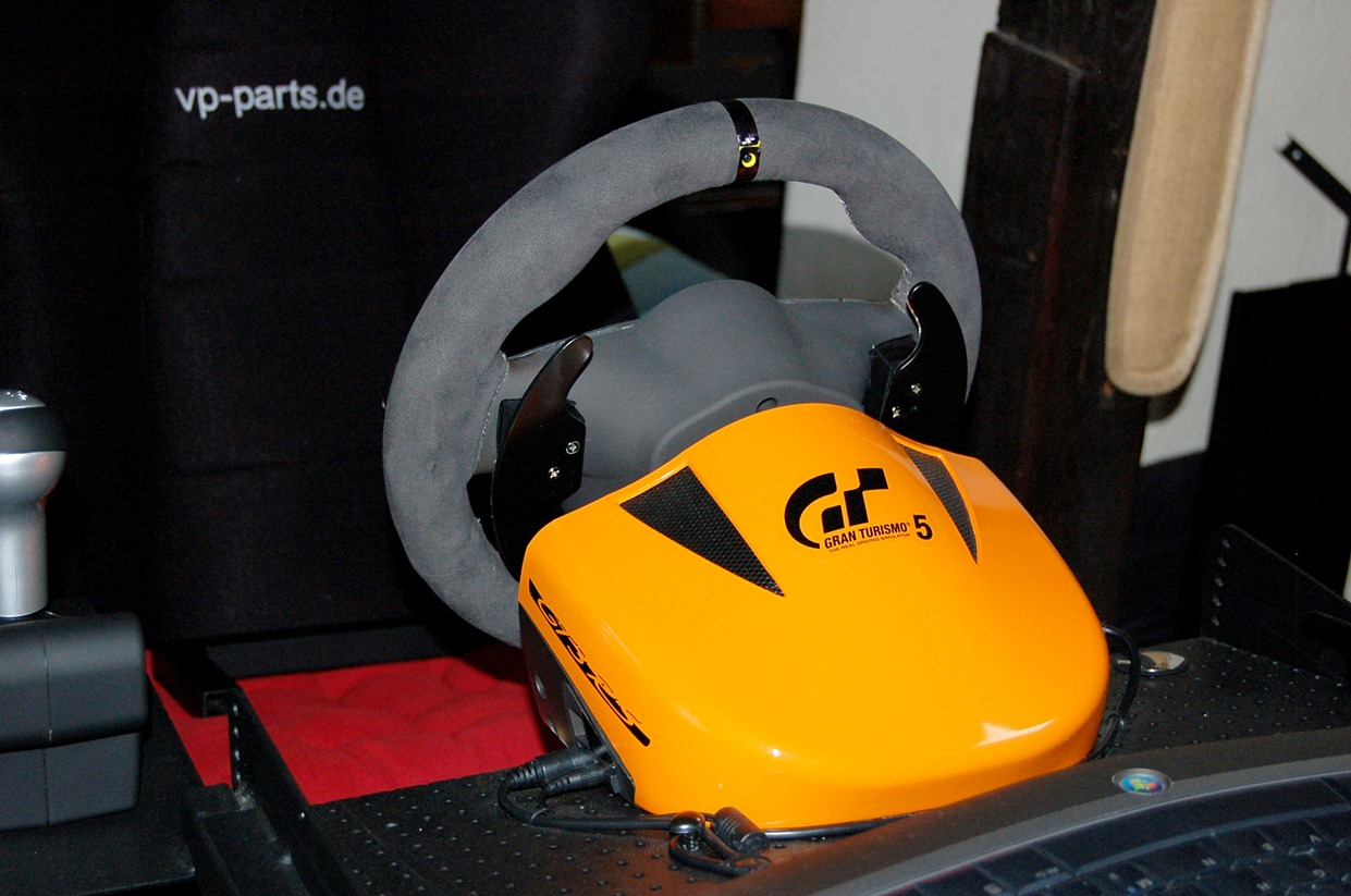 fanatec gt3 rs v2 porsche wheel mit ovp garantie ebay. Black Bedroom Furniture Sets. Home Design Ideas