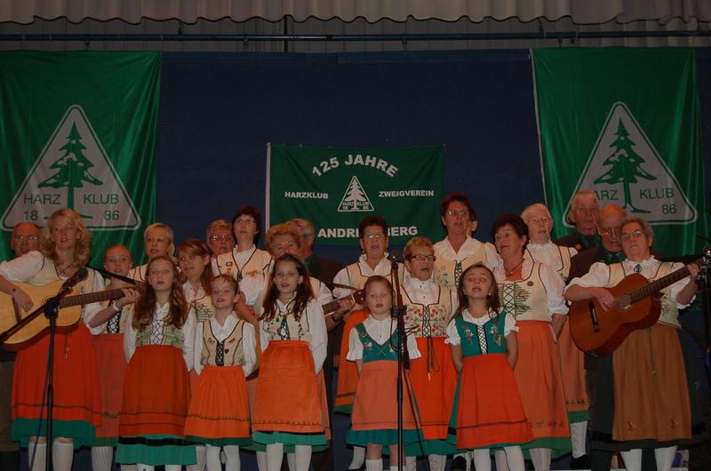 125 Jahre Harzklub Zweigverein St. Andreasberg Dsc_753741u4c