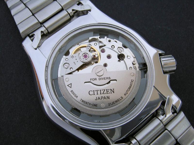citizen automatik