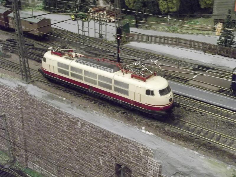 DB 103 118 - 6, Die schnellste Lok der Deutschen Bundesbahn Dscf06877qa4k