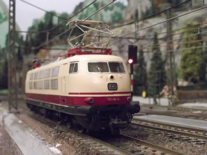 DB 103 118 - 6, Die schnellste Lok der Deutschen Bundesbahn Dscf068822z17