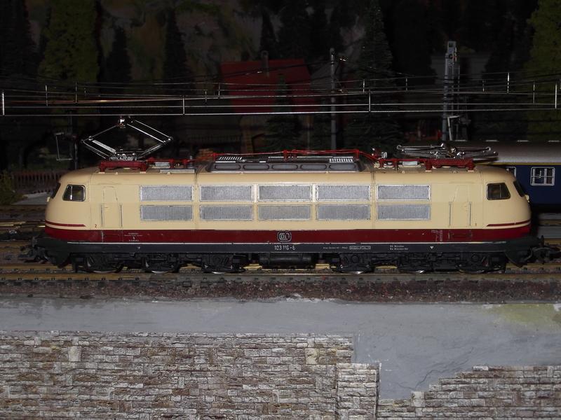 DB 103 118 - 6, Die schnellste Lok der Deutschen Bundesbahn Dscf0692c2yqv