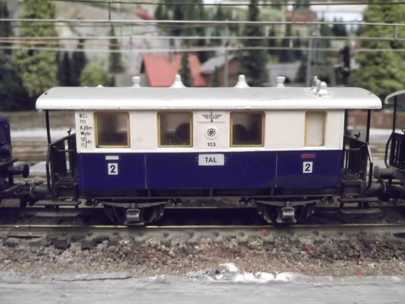 Fleischmann Zahnradbahn Dscf0920dsadt