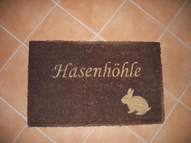 auktion f r jasper fussabtreter hasenh hle bis arn v13012011. Black Bedroom Furniture Sets. Home Design Ideas