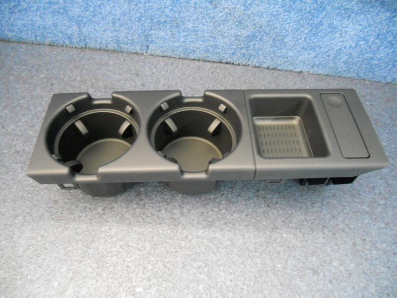 Bmw e46 porte boissons bo te a coin console centrale cabriolet coup compact ebay - Console centrale bmw e46 ...