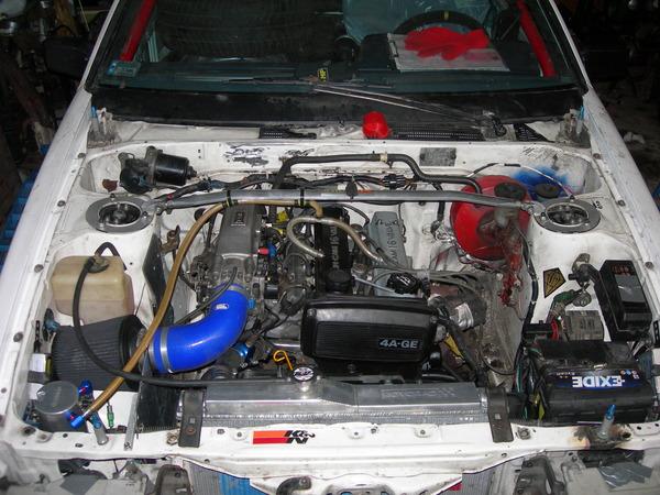 my 2 Corollas AE86 KE35 - Page 3