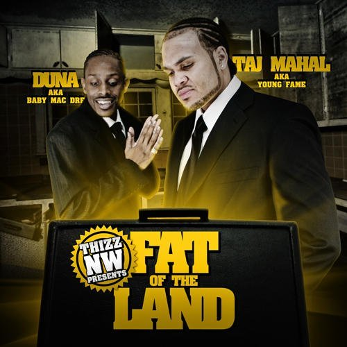 Cover: Duna And Taj Mahal - Fat Of The Land-2010-CR