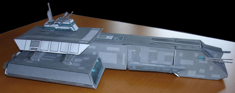 papiermodelle seite 12. Black Bedroom Furniture Sets. Home Design Ideas