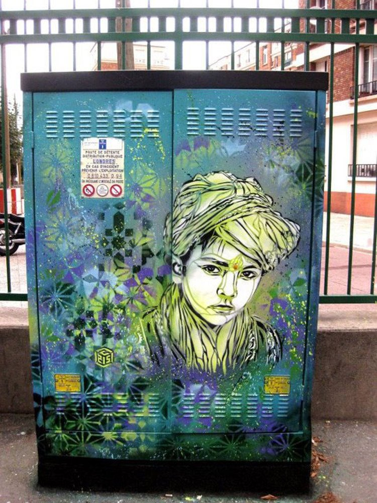 Street Art #5 5