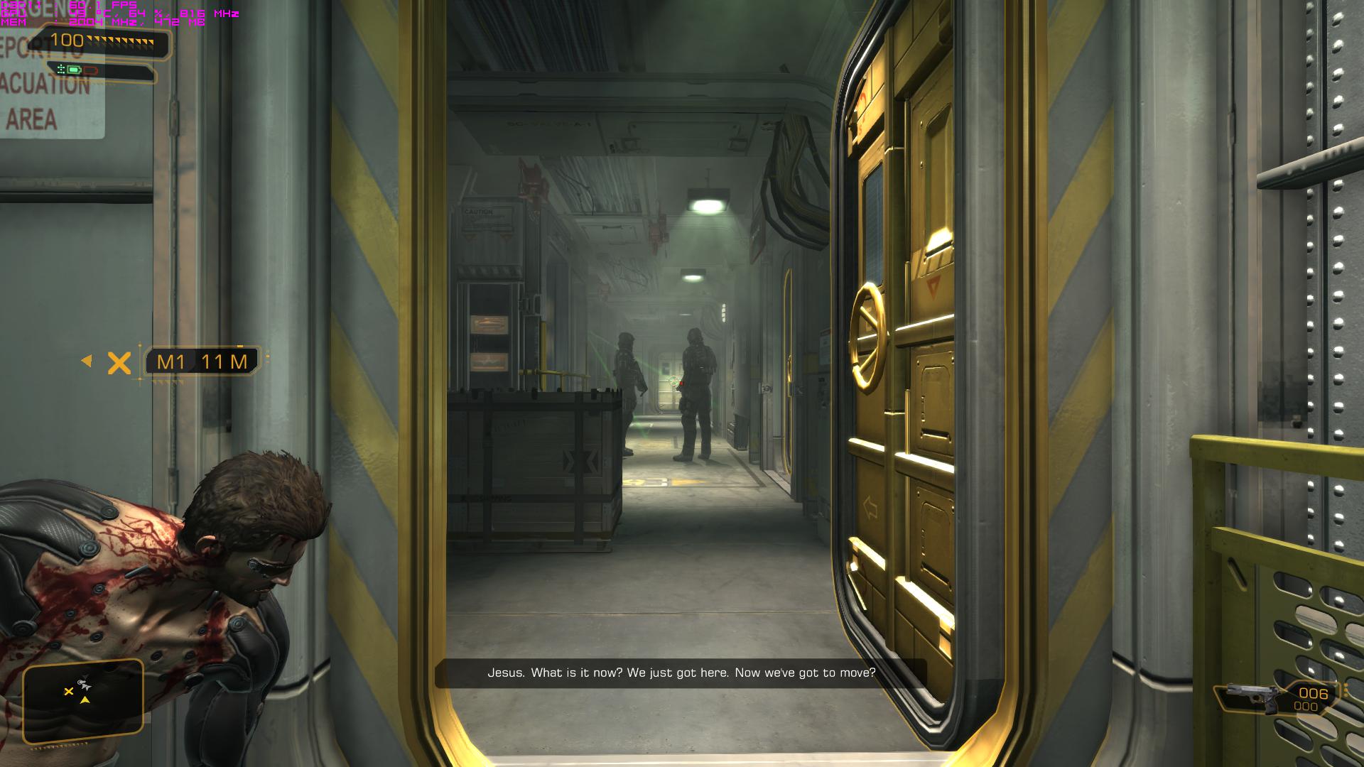 Net Fonds Jeux Vidéos Fonds Deus Ex: Human Revolution Fond décran Deus Ex: