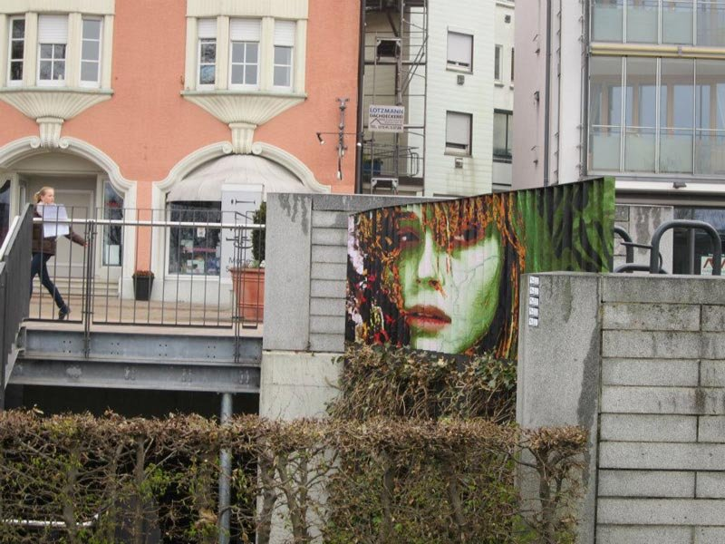 Street Art: Zebrating 4