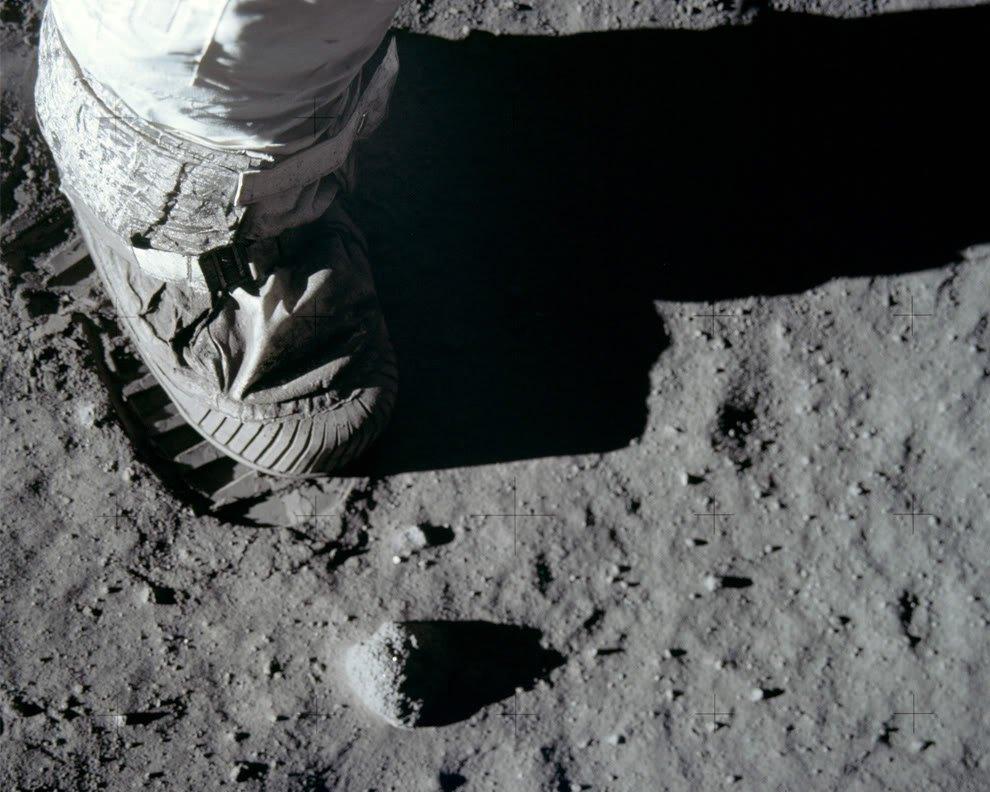 Misja Apollo 11 - lądowanie człowieka na Księżycu 44