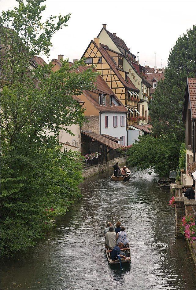 Miasta świata - Colmar [Francja] 26