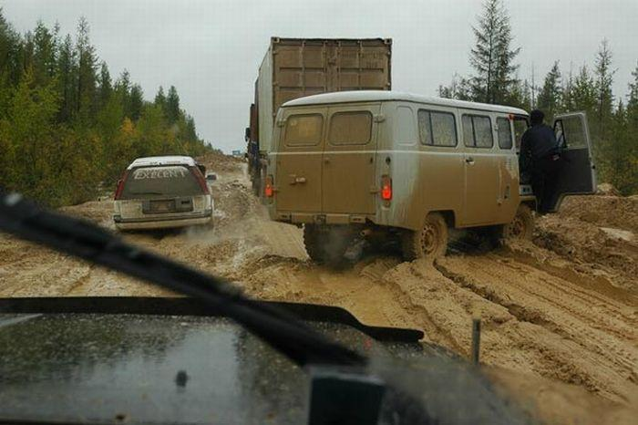 M56 Lena - najgorsza droga na świecie 55
